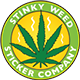 Stinky Weed Sticker Co